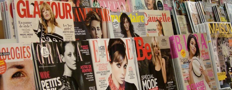 Presse feminine
