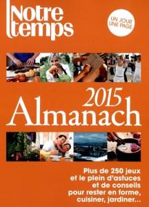 almanach notre temps 2015
