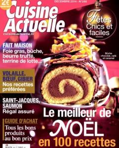 cuisine actu Nov