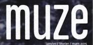 MUZE, la revue culturelle au féminin.