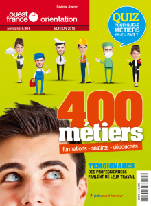 400 metiers o.f