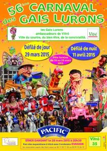 56eme carnaval de Vitré