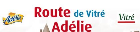 La 20è édition de la route Adélie Vendredi 3 Avril à Vitré
