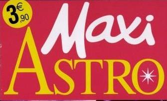 Maxi Astro 2016