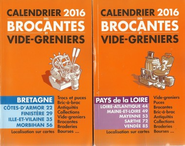 calendrier 2016 des brocantes et des vide greniers tabac. Black Bedroom Furniture Sets. Home Design Ideas