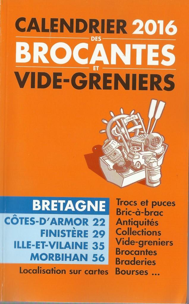 Calendrier Troc Et Puces 56.Calendrier 2016 Des Brocantes Et Des Vide Greniers Tabac